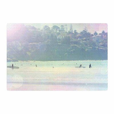 Sylvia Coomes Rainbow 3 Pastel Area Rug Rug Size: 4 x 6
