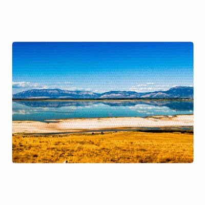 Sylvia Coomes Reflection Photography Nature Area Rug Rug Size: 2 x 3