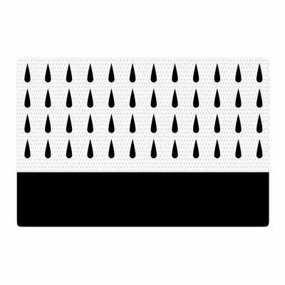Trebam Nafta Black/White Area Rug Rug Size: 2 x 3