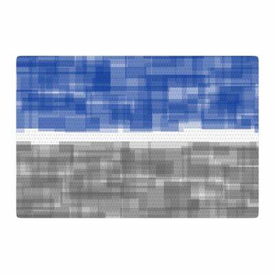 Trebam Plima Blue/Gray Area Rug Rug Size: 4 x 6