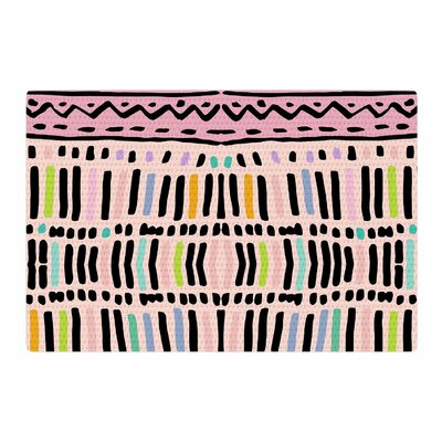 Vasare Nar Native Pastel Pastel Area Rug Rug Size: 2 x 3
