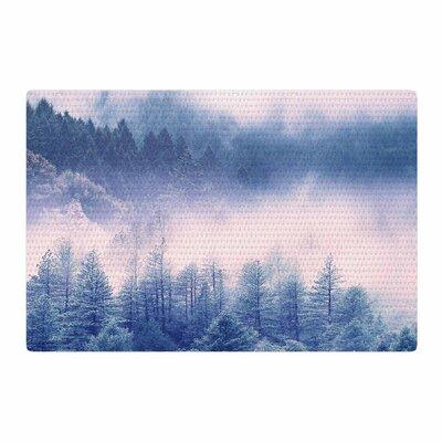 Viviana Gonzalez Vibes 03 Blue/White/Pastel Area Rug Rug Size: 4 x 6