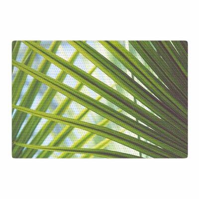Ann Barnes Cabana Life, No.1 Photography Green/Blue Area Rug Rug Size: 4 x 6
