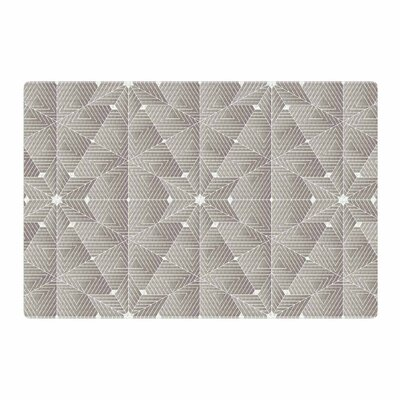 Angelo Cerantola Star Lounge Illustration Beige/Tan Area Rug Rug Size: 4 x 6