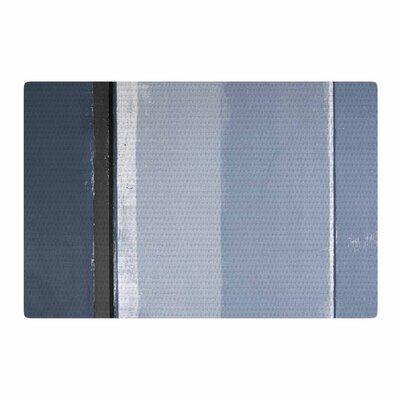 CarolLynn Tice Reveal Painting Blue Area Rug Rug Size: 4 x 6