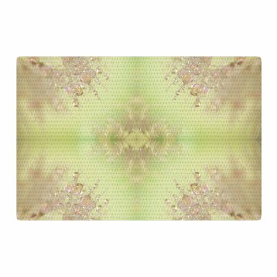 Ginkelmier Ginkelmier Abstract Green Area Rug Rug Size: 4 x 6