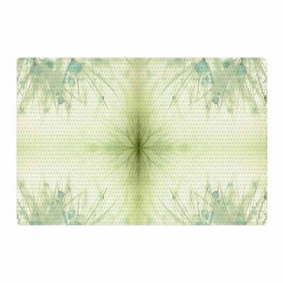 Ginkelmier Dandelion Dreams In Abstract Blue/Pastel Area Rug Rug Size: Rectangle 2 x 3