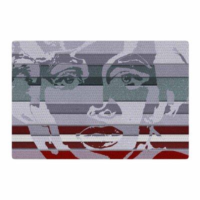 Ivan Joh Star Monroe Lavender/Green Area Rug Rug Size: 2 x 3