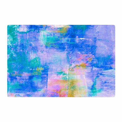 Ebi Emporium Off The Grid 5 Lavender Blue/Media Area Rug Rug Size: 2 x 3