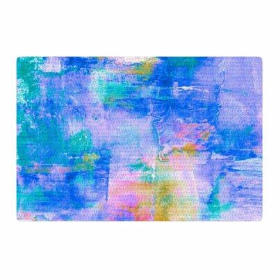 Ebi Emporium Off The Grid 5 Lavender Blue/Media Area Rug Rug Size: 4 x 6