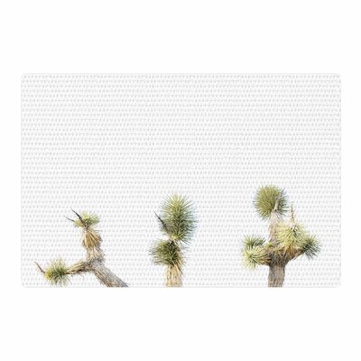 Kristi Jackson the 3 Sisters White Photography Green Area Rug Rug Size: 4 x 6