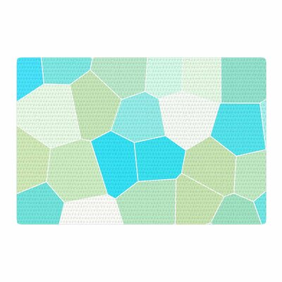 Sylvia Coomes Blue/Green Area Rug Rug Size: 4 x 6