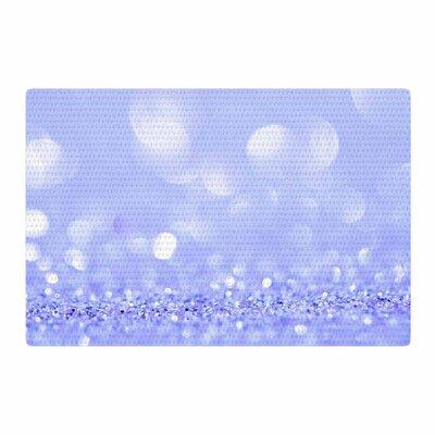Susan Sanders Violet Sparkle Glamour Photography Purple/Pastel Area Rug Rug Size: 4 x 6