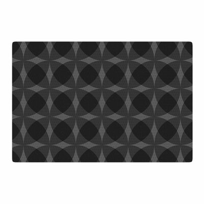Trebam Denuti Digital Black/Gray Area Rug Rug Size: 2 x 3