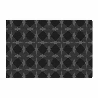 Trebam Denuti Digital Black/Gray Area Rug Rug Size: 2 x 3