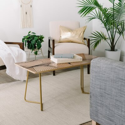 Emanuela Carratoni Seamless Lines Coffee Table
