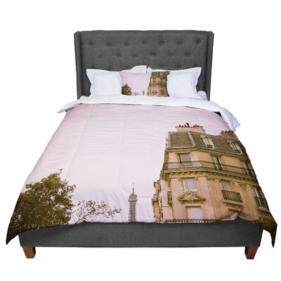 Ann Barnes Lady Beckons Comforter Size: Twin