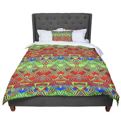Anne LaBrie Mystic Flow Comforter Size: Queen