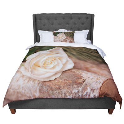 Angie Turner Rustic Romance Comforter Size: Twin