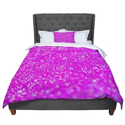 Beth Engel Raspberry Sorbet Comforter Size: Queen