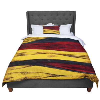 Brittany Guarino Sheets Comforter Size: King