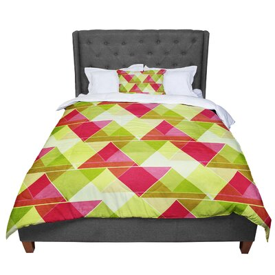 Catherine McDonald Palm Beach Comforter Size: Twin