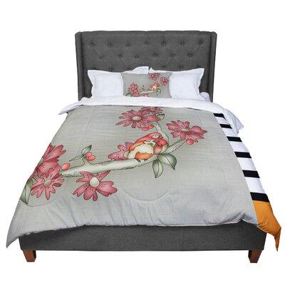 Carina Povarchik Feng Shui Comforter Size: Twin