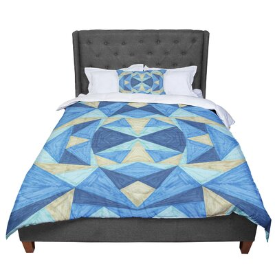 Empire Ruhl Comforter Size: Twin