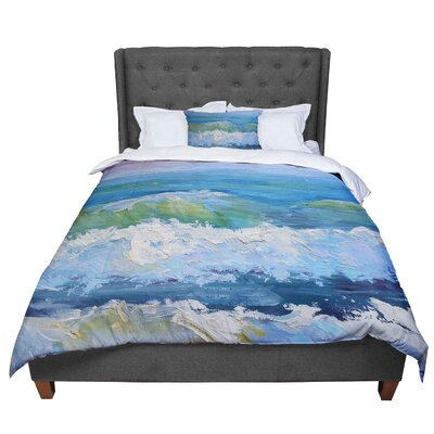 Carol Schiff the Sea Comforter Size: Queen