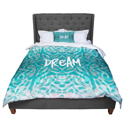 Alveron Tribal Dreams Comforter Size: King