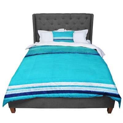 CarolLynn Tice Make it Last Comforter Size: King