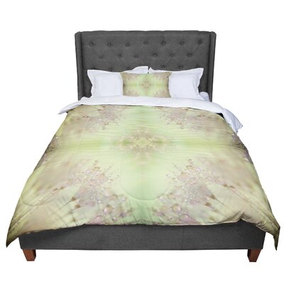 Ginkelmier Abstract Comforter Size: Queen