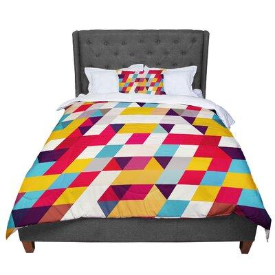 Danny Ivan Kyoto Comforter Size: Queen