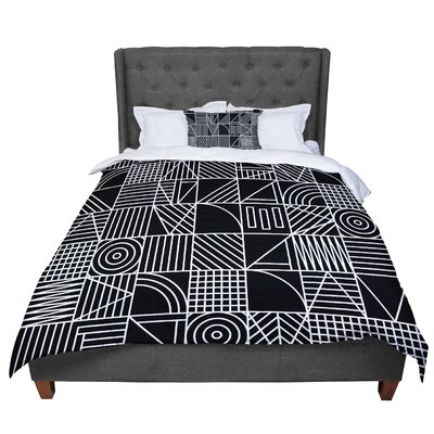 Fimbis Whack Comforter Size: Twin