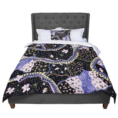 Fernanda Sternieri Oriental Patchwork Pattern Comforter Size: Queen