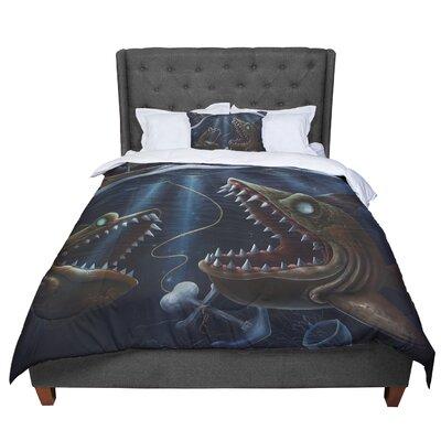 Graham Curran Sink or Swim Comforter Size: King