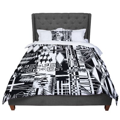 Gabriela Fuente Tropical Buzz Comforter Size: King