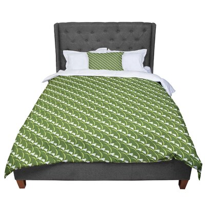 Holly Helgeson Deco Calla Lily Comforter Size: Queen
