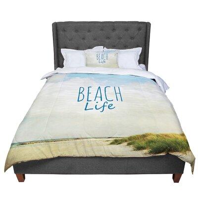 Iris Lehnhardt Beach Life Comforter Size: Twin