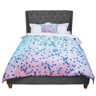 Iris Lehnhardt Stargazer Comforter Size: King