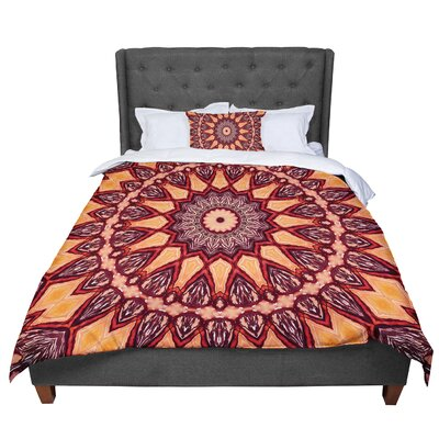 Iris Lehnhardt Colors of Africa Comforter Size: Queen