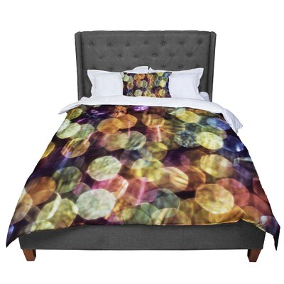 Ingrid Beddoes Warm Sparkle Comforter Size: Queen