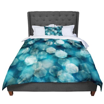 Ingrid Beddoes Shades Comforter Size: King