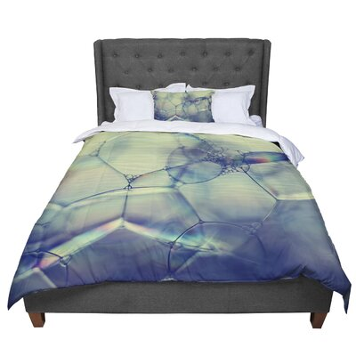Ingrid Beddoes Bubblicious Comforter Size: King