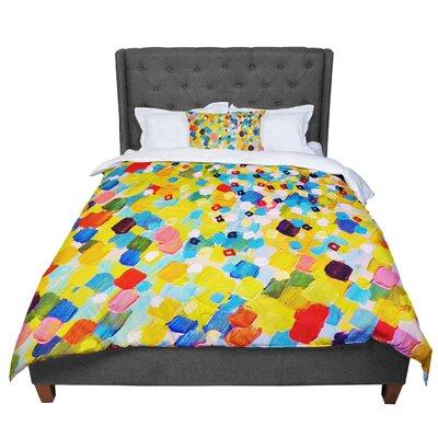 Ebi Emporium Swept Away Comforter Size: Queen