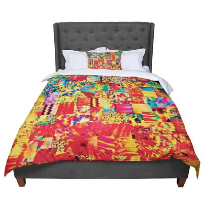Ebi Emporium Painting The Soul Comforter Size: Queen