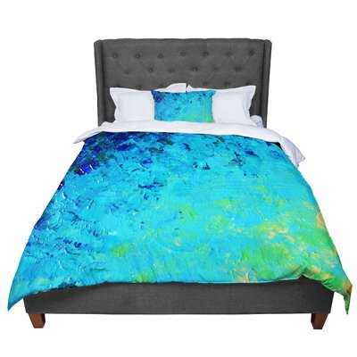 Ebi Emporium True Reflection Comforter Size: King
