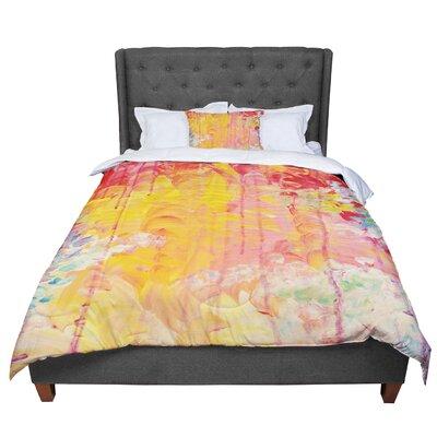 Ebi Emporium Sun Showers Comforter Size: Twin