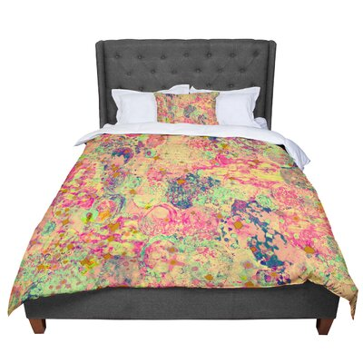 Ebi Emporium Time For Bubbly Comforter Size: Queen