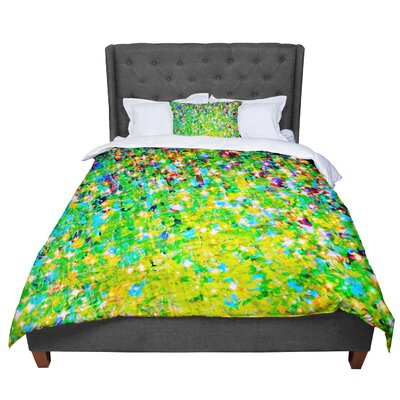 Ebi Emporium Holiday Cheer Comforter Size: Queen